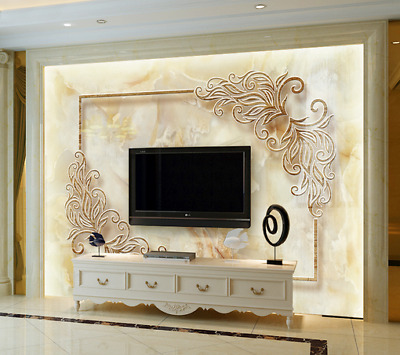 3D Chic Style 754 Wall Paper Murals Wall Print Wall Wallpaper Mural AU Kyra