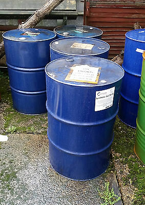Oil Drum suitable for use as Garden Incinerator or Barbecue
