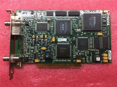National Instruments NI PCI-1411 Card Tested Mint Good condition