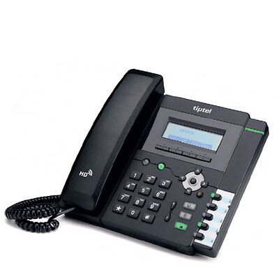 Tiptel 3010 incl. power supply,VoIP Extension SIP Telephone for
