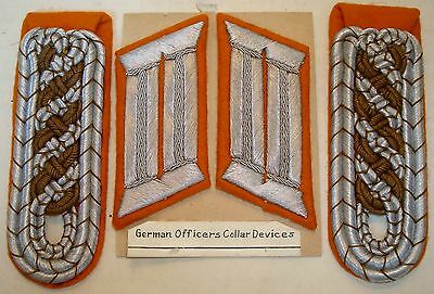 Wwii German Police Tabs And Boards