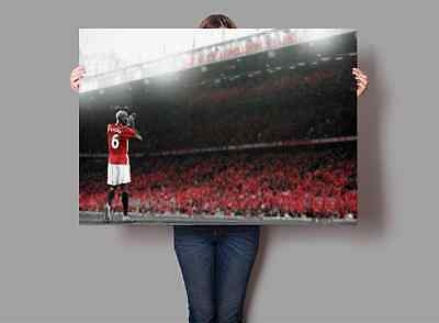Pogba 'Crowd' Poster