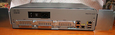 Cisco 1900 Series 1941/K9 V05 Router - Very Good Used Condition 3 month warranty