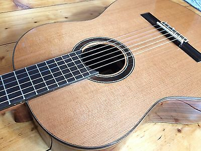 Superior Custom Classical Nylon String Ortega Spanish Guitar
