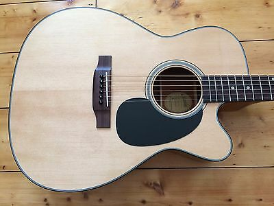 Great Playing Blueridge Electro Acoustic Guitar BR-43 CE