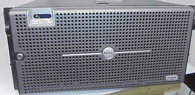 Dell PowerEdge 2900 SERVER 2 X E5405 2GHz DDR2 8GB 2X300GB 4X146GB 2X73GB SAS