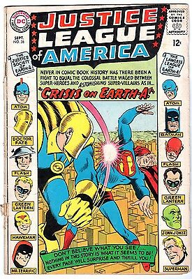 Justice League of America #38, Very Good Condition*