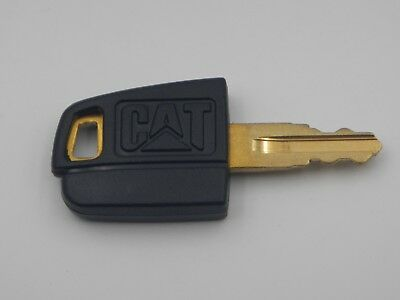 CAT Caterpillar Equipment Ignition Key 5P8500 USA Seller Free SHIP ASV 0310-072