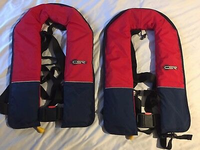 Life Jackets , CSR 150n Crewsaver manual inflate  new