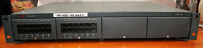 AVAYA IP Office 500 v2 Control Unit with 2x 700476021 & SD Card - Used Condition