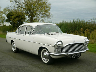 1961 Vauxhall Velox PA. Stunning Car. One Of The Best Available
