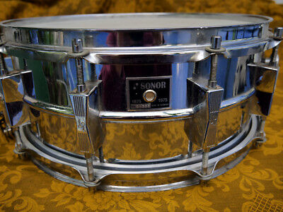 RAR Vintage Sonor Snare D 555 (70th)