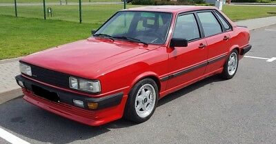 Audi B2 80/4000/Coupe GT front bumper lip  to 1986 year.