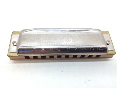 Armonica Hohner Blues Harp Ms C 2368528