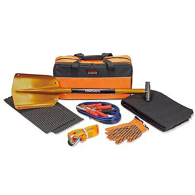 Treksafe ASK150401 Premium Winter Safety Kit - compact kit with winter emerge...