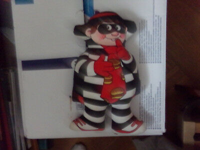 Hamburglar Mac Do Peluche