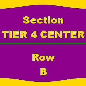 3 TICKETS 3/3/18 The Color Purple Ziff Opera House At The Adrienne Arsht Center