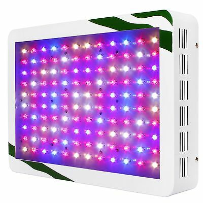 led grow panel 600 watt output chip FULL spectrum 255w SWITCH  double fan