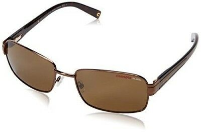 94fa30d500e7 Authentic Carrera Sunglasses Airflow/s 6ZMPVW Brown Frames Polarized Lens  58MM