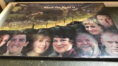 tv show where the heart is press release sarah lancashire pam ferris presskit