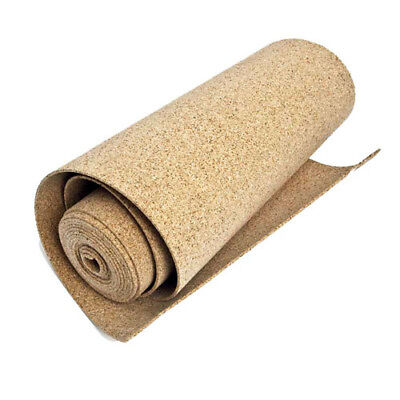 Cork Sheet Roll 50cm x 800cm 2mm thick -tile bulletin board panel acoustic wall