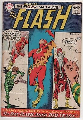 The Flash #157 (Dec 1965, DC)
