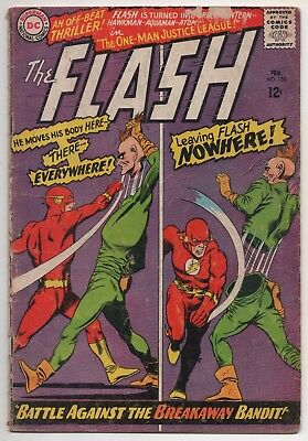 The Flash #158 (Feb 1966, DC)