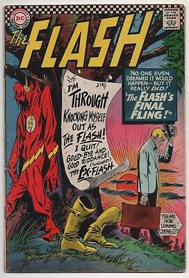 The Flash #159 (Mar 1966, DC)