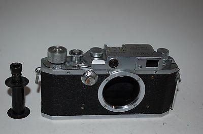 Canon-4sb Vintage Japanese Rangefinder Camera. Serviced. No.137253. UK Sale