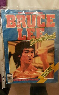 Bruce Lee,kfm 2Nd Sensational  Scrapbook.