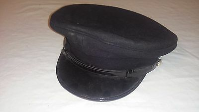 Post WW2 WWII Canadian Blue Service Cap 1966