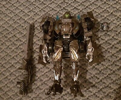 transformers oversized ko age of extinction lockdown metal parts uk seller