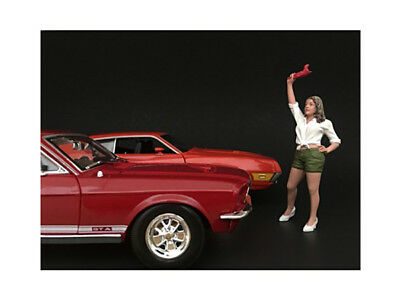 Diecast 70-'s Style Figure II For 1:18 Scale Models by American Diorama