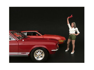 Diecast 70-'s Style Figure II For 1:24 Scale Models by American Diorama