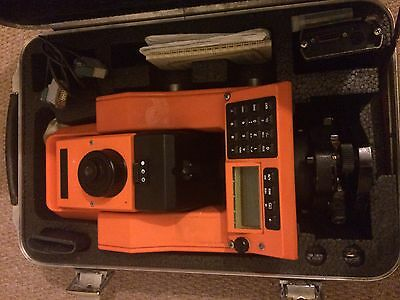 Geodimeter 422 Instruments Total Stations surveying system