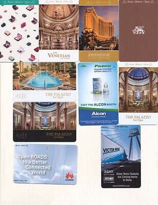 10-from---the VENETIAN  // the PALAZZO---Las Vegas,NV------Room keys--K-70