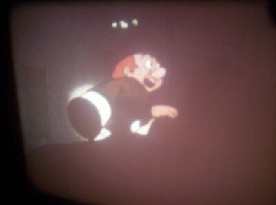 """16Mm Animated Feature Film """"gullivers Travels""""-Some Gorgeous Color See Listing!"""