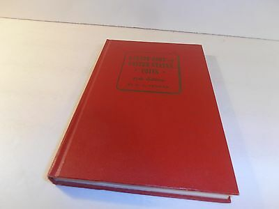 A Guide Book of United States Coins 15th Edition 1962 by R S Yeoman Red Book HC