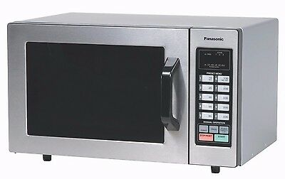 Microwave Oven, 1000 Watts, 6 power levels, Panasonic Model NE-1054F