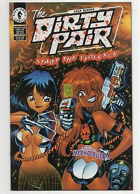 The Dirty Pair: Start the Violence (Sep 1999, Dark Horse)