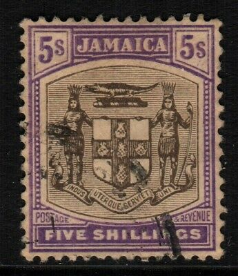 ~ Jamaica, Used, 45 Excellent Centering