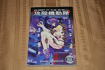 Ghost in the Shell TPB, Dark Horse, 2004 Uncensored 2nd Edition, Masamune Shirow