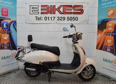2013 63 Znen Zn 125T-E 125Cc Scooter Learner Legal