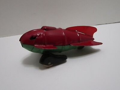 Vintage Wyandotte Buck Rogers Space Rocket Ship ***nice Original Condition***