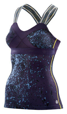 Skins DNAmic Women's Compression Tank Top - Calypso
