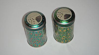Watkins Limited Edition Collectors Spice Tins Containers Set Parsley Tarragon