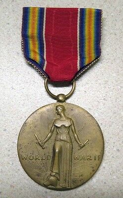 1941-1945 WWII Victory Campaign Freedom Medal