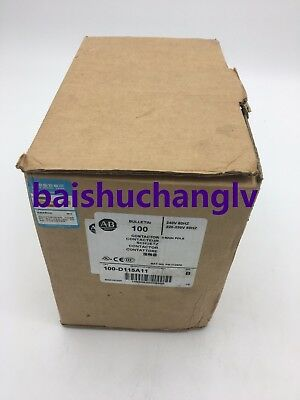 *Ship Today* 1PC New In Box Rockwell 100-d115a11 AC contactor 100-D115A11