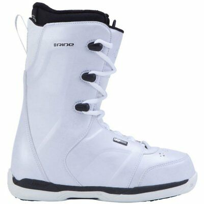 NEW Snow gear Ride Womens Donna Snowboard Boot White