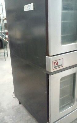 Southbend Silver Star double stack convection oven